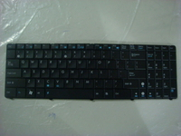 ASUS 04GNV91KSF00-2 QWERTY Francese, Svizzere Nero tastiera