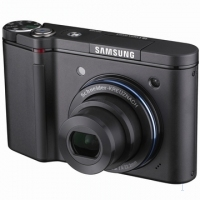 "Samsung NV NV10 10.1MP 1/1.8"" CCD Nero fotocamera digitale"