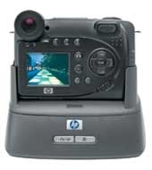 HP Photosmart 945 digitale camera met Instant ShareT en cameradock