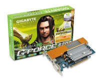 Gigabyte GeForce 6200 TC 128MB DD2 PCI-E GeForce 6200 GDDR2