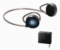 Logitech FreePulse Wireless Headphones Sovraurale cuffia