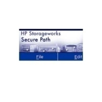 HP StorageWorks Secure Path V4.0C Win 1 Media and License software di rete di immagazzinamento dati