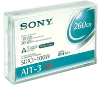 Sony SDX3-100W 100GB AIT