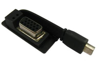 ASUS VGA Dongle VGA (D-Sub) USB Nero