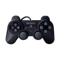 Sony 9102205 Gamepad Playstation 2 Nero periferica di gioco