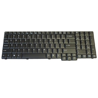 Acer Aspire keyboard US QWERTY Inglese US Nero tastiera
