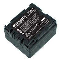 Duracell Camcorder Battery 7.4v 720mAh Ioni di Litio 720mAh 7.4V batteria ricaricabile