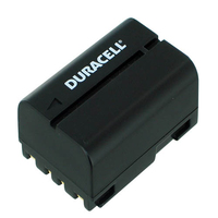 Duracell Camcorder Battery 7.4v 1100mAh Ioni di Litio 1100mAh 7.4V batteria ricaricabile
