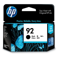 HP 92 Black Nero cartuccia d