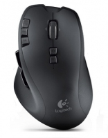 Logitech G700 RF Wireless Ottico 200DPI Nero mouse