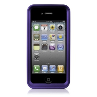 Contour Design Hardskin iPhone 4 Viola