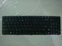 ASUS 04GNQX1KFR00-2 QWERTY Francese Nero tastiera