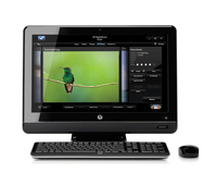"HP Omni 200-5120it 2.7GHz E5400 21.5"" 1920 x 1080Pixel Nero"