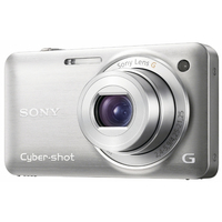 "Sony Cyber-shot DSC-WX5 Fotocamera compatta 12.2MP 1/2.3"" CMOS 4320 x 3240Pixel Argento"