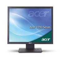 "Acer Essential 193DObmd 19"" Nero monitor piatto per PC"