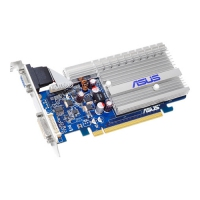ASUS EN8400GS Silent/P/512M/EU GeForce 8400 GS GDDR2