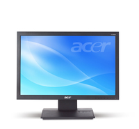 "Acer Essential 193WLAObmd 19"" Nero monitor piatto per PC"