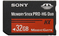 Sony 32GB MS PRO-HG Duo 32GB MS Pro-HG Duo memoria flash
