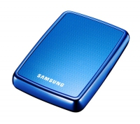Samsung S Series S2 Portable 750GB 750GB Blu disco rigido esterno