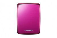 Samsung S Series S2 Portable 750GB 750GB Rosa disco rigido esterno