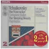 Philips Tchaikovsky: Nutcracker, Sleeping Beauty (1994)