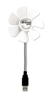 ARCTIC Breeze Mobile Bianco Ventilatore gadget USB
