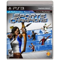 Sony Sports Champions (PS3) PlayStation 3 videogioco