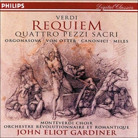 Philips Verdi: Requiem, Sacred Pieces (1995)