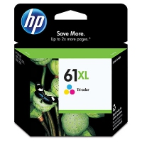 HP 61XL Tri-color Ciano, Giallo cartuccia d