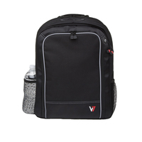 "V7 Professional Backpack 16 16"" Zaino Nero"