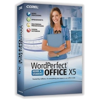 Corel WordPerfect Office X5, 20-60u, EDU
