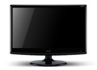 "Acer M200HML 20"" Nero monitor piatto per PC"
