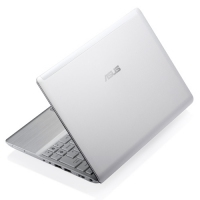 "ASUS Eee PC 1018P 1.83GHz N475 10.1"" 1024 x 600Pixel Bianco Netbook"