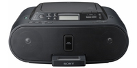 Sony ZS-S2IP Portable CD player Nero