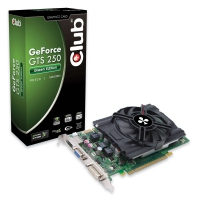 CLUB3D CGNX-TS2524IF 1GB GDDR3 scheda video