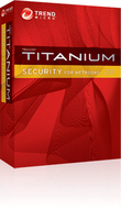 Trend Micro Titanium Security for Netbooks 2011 1utente(i) 1anno/i Inglese