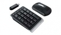 Logitech Wireless Accessory Kit for Notebooks RF Wireless Nero tastiera