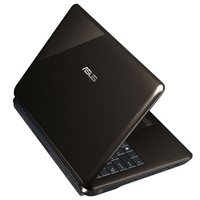 "ASUS K50IP-SX074V 2.3GHz T4500 15.6"" 1366 x 768Pixel Nero, Marrone notebook/portatile"