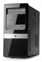 HP Pro 3120 MT 2.8GHz E5500 Mini Tower Nero PC