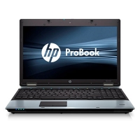 "HP ProBook 6550b Notebook PC 2.4GHz i5-450M 15.6"" 1366 x 768Pixel Argento"