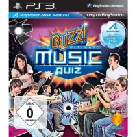 Sony Buzz!: Das ultimative Musik-Quiz (PS3) PlayStation 3 Tedesca videogioco
