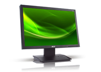 "Acer Essential V193W EJb 19"" HD Nero monitor piatto per PC"