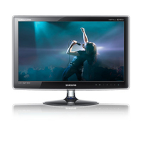"Samsung XL2370HD 23"" Nero monitor piatto per PC"
