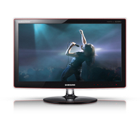 "Samsung P2370HD 23"" Nero monitor piatto per PC"