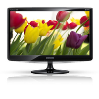 "Samsung B2330H 23"" Full HD Lucida Nero monitor piatto per PC"