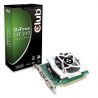 CLUB3D CGNX-G2424CI GeForce GT 240 1GB scheda video