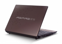 "Acer Aspire One One 521 1.7GHz K125 10.1"" 1024 x 600Pixel Marrone Netbook"