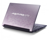 "Acer Aspire One one 360 (D260) 1.66GHz 10.1"" 1024 x 600Pixel Rosa Netbook"