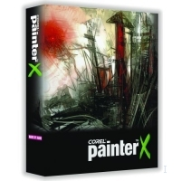 Corel Painter X, CTL, Maintenance 2 Year, 1 - 10 users