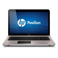 "HP Pavilion dv7-4160sd Entertainment Notebook PC 2GHz P6100 17.3"" 1600 x 900Pixel Alluminio"